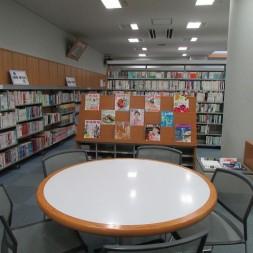 町立図書館地域館